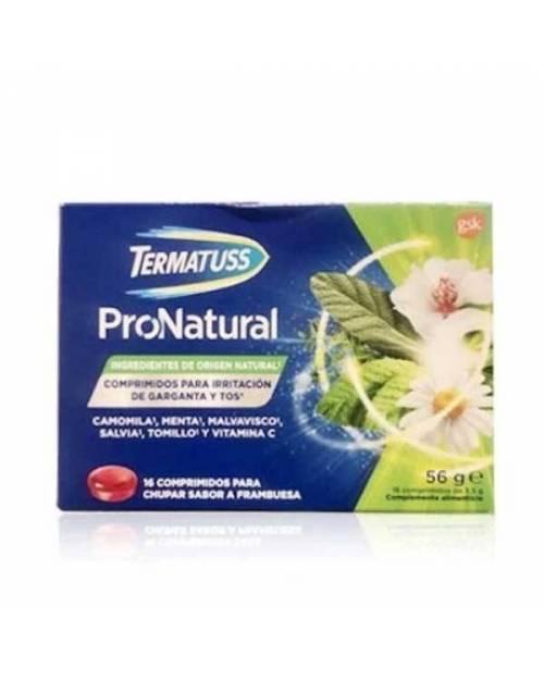 Termatuss Pronatural 16 Comprimidos