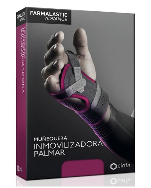 Farmalastic Advance Muñequera Inmovilizadora Palmar Talla 2