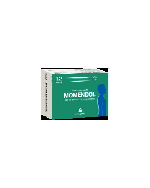 momen (220 mg 12 comprimidos recubiertos )