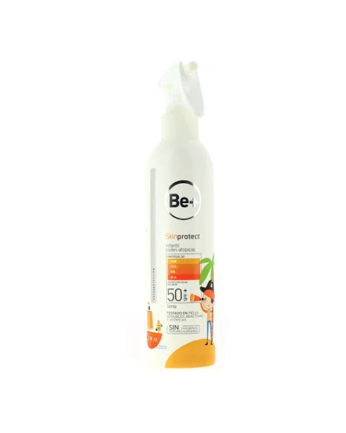 Be+ Spray Solar SPF50+ Infantil 250ml